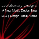 New Logo Banners Designs for Evolutionary Designs