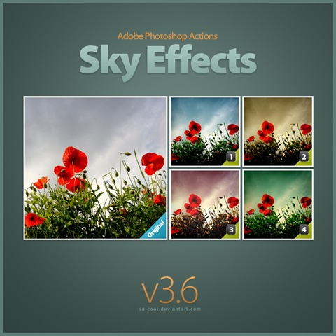 how to add a different sky to image in photoshop