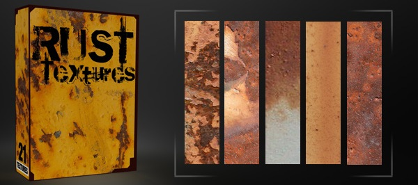 162 Free High Quality Rust Textures
