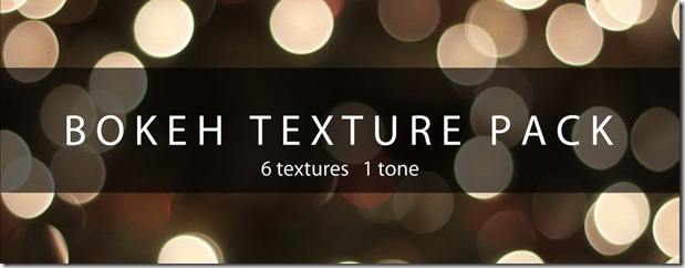 high quality Bokeh Textures