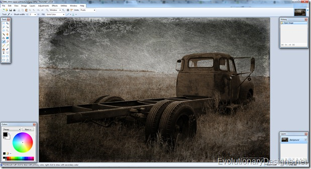 Paint.Net is Free image editor