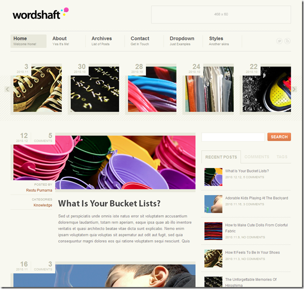 Mojo Premium WordPress Themes