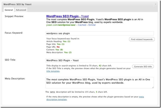 best SEO WordPress plugins for 2011