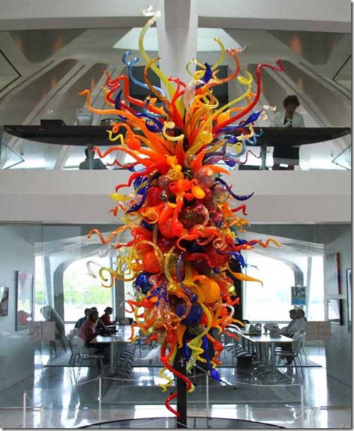 Amazing Glass Sculptures