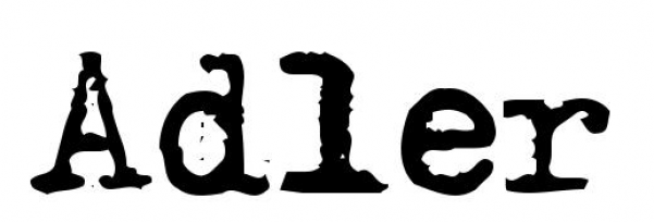 10 Free Grungy Typewriter Fonts