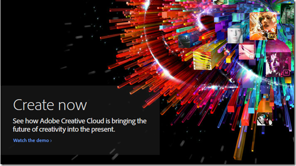 Get Adobe Creative cloud Now!