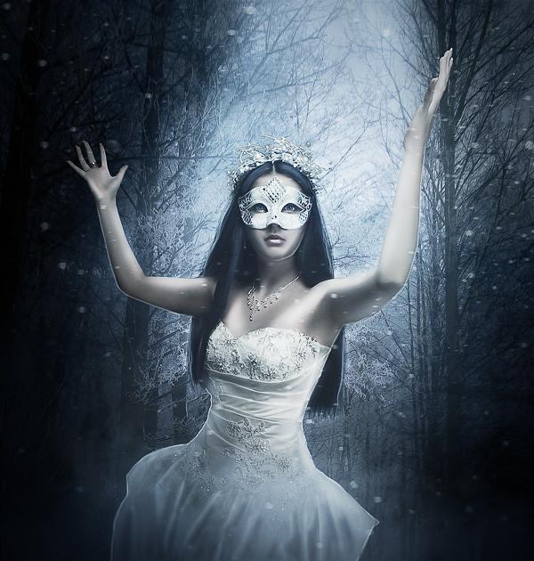 stunning-winter-princess