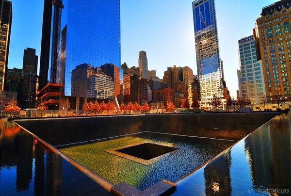 9/11 Memorial - by Jimi Jones