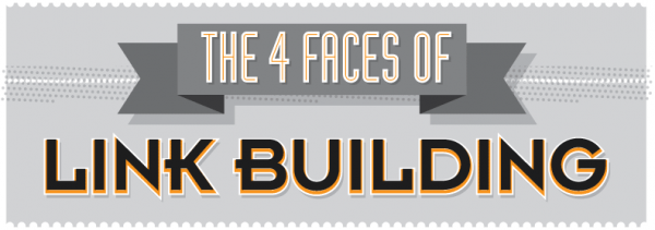 The Faces of Link Building [Infographic]
