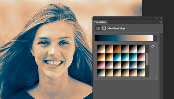 Quick Tip: Access the Hidden Photographic Toning Gradients in Photoshop CS6