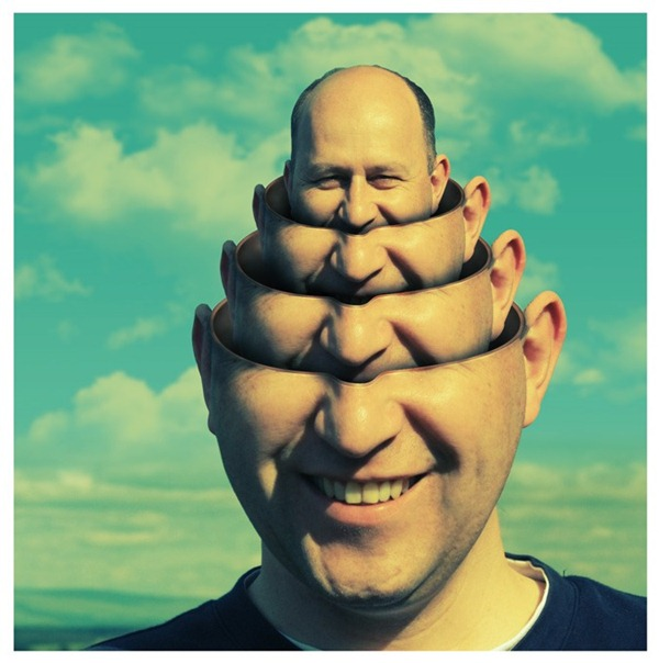 "Creating ""Surreal Head Stack"" Photo Manipulation"