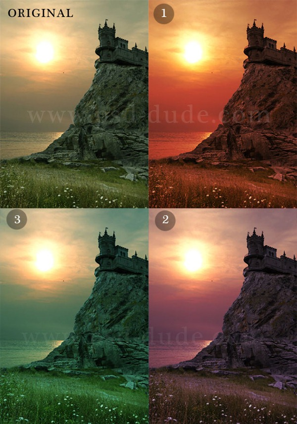Photoshop Tutorials Created in February