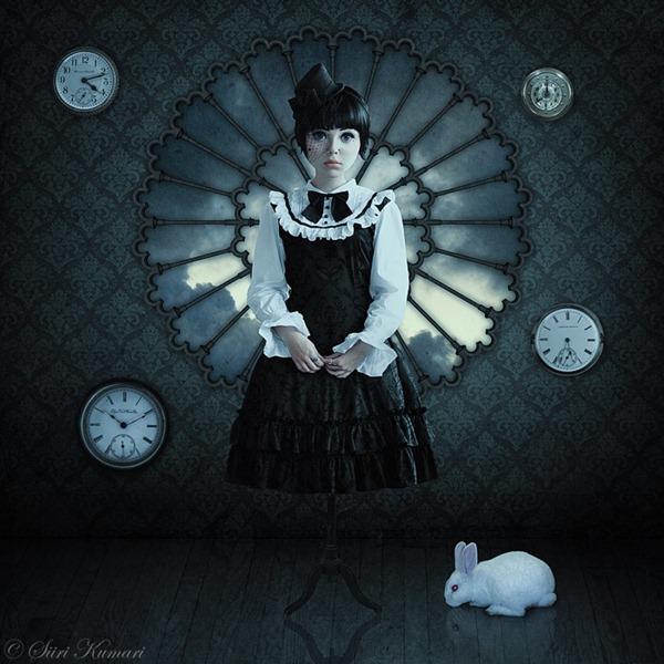 How to Create a Surreal Gothic Artwork in Photoshop