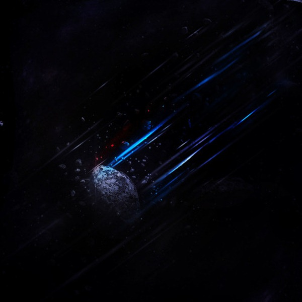 Abstract Sci-fi Style Energy Laser Beam Creation in Photoshop