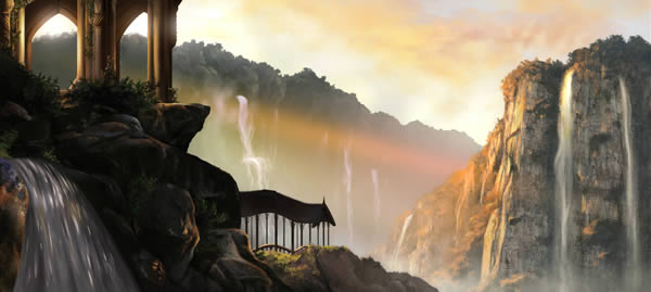 "Create a ""Middle-Earth"" Inspired Landscape in Photoshop"