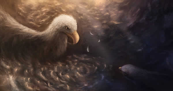 How to Create a Dramatic Digital Painting in Photoshop