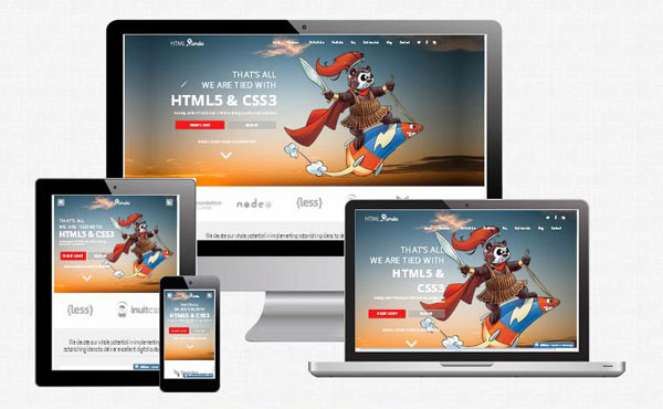 10 Examples of Highly Grooming Responsive Website Design