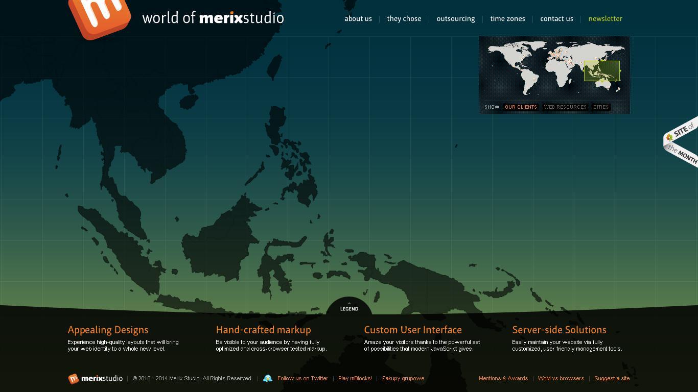 World Of Merix
