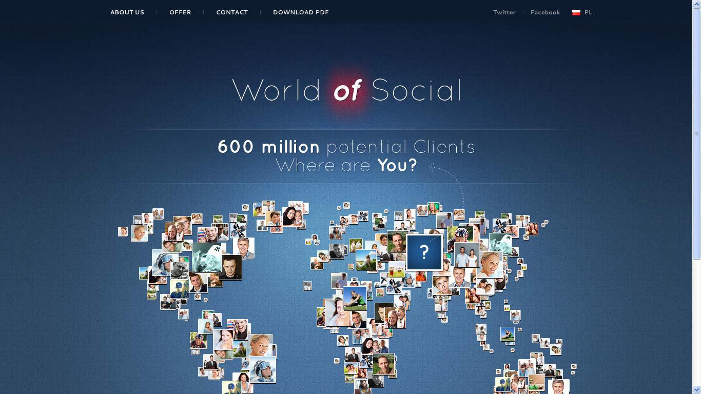 World Of Social