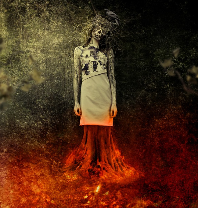 Create a Chilling Abstract Using Photos and Textures