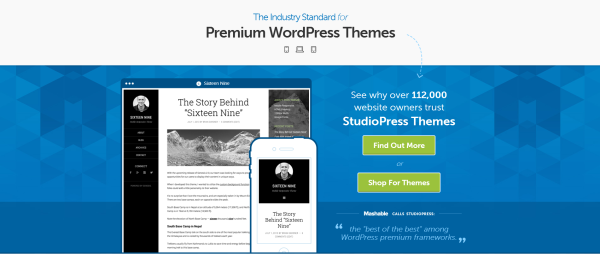 The Top Selling StudioPress Child Themes for February 2014