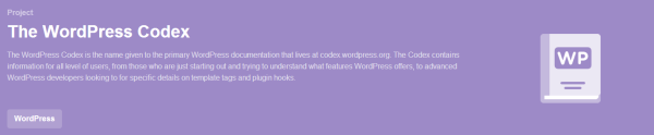 Learn the WordPress Codex with Treehouse