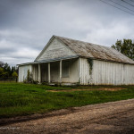 abandoned buildings in Jonesville, Texas