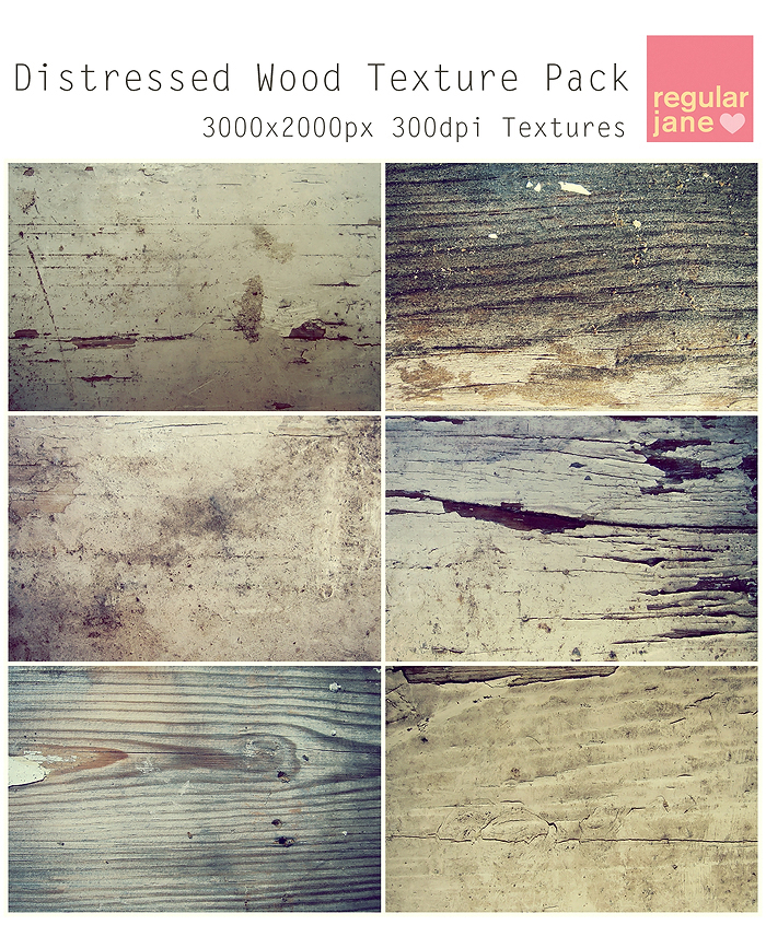 Premium Wood Textures by regularjane - grunge textures
