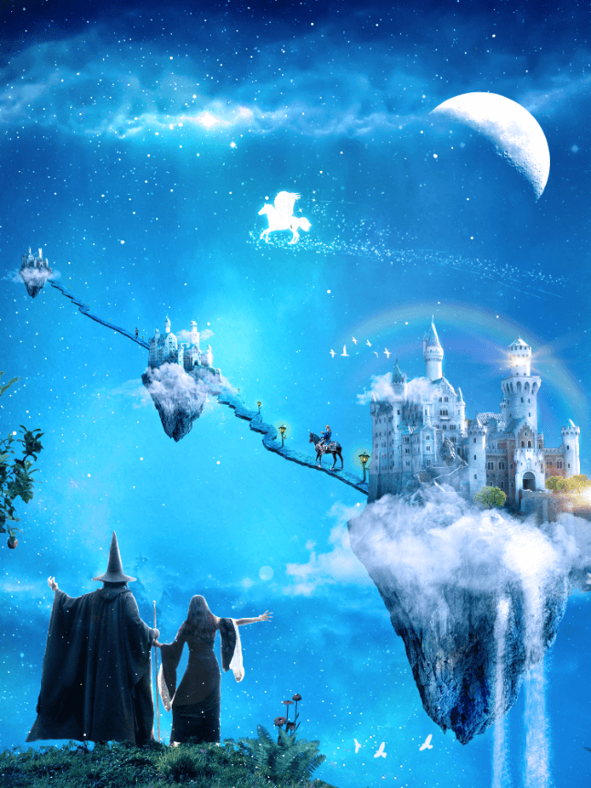 Create a Fairy Tale Manipulation in 75 Steps