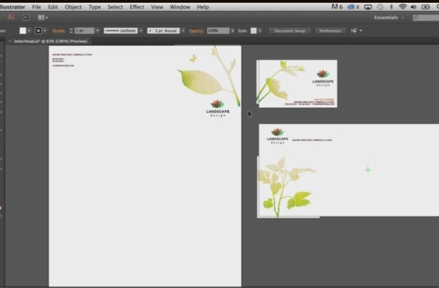 Adobe Illustrator Beginner Tutorials: How to Use Adobe Illustrator Artboards