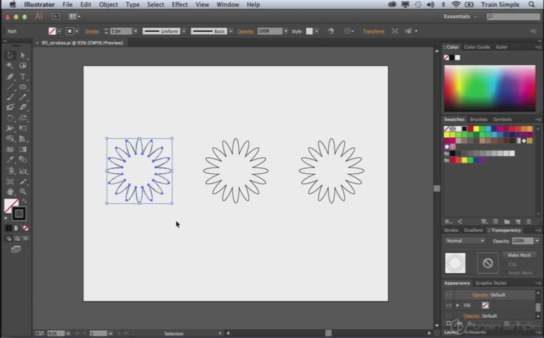 How to Apply Colors in Adobe Illustrator | Evolutionary Designs