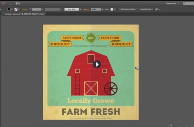 Adobe Illustrator Beginner Tutorials: How to Save a File for Output
