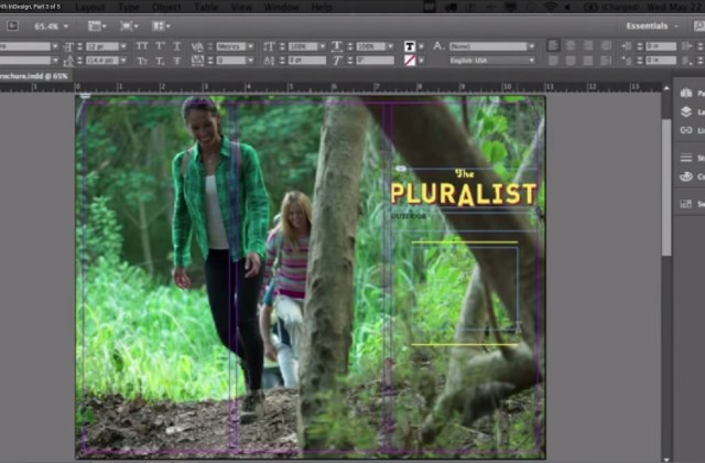 Adobe InDesign CC for Beginners: How to Type and Place Your Text