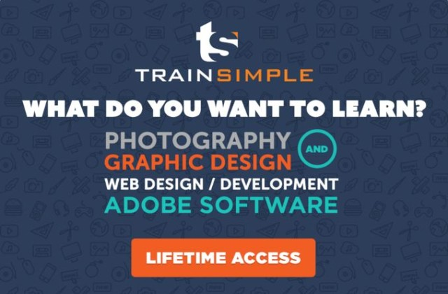 Lifetime Certified Training in Adobe Software from Train Simple – only $79!