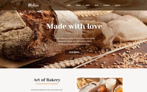 Introducing Molino WordPress Theme by ThemeFuse